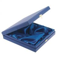 Blue Presentation Box For Salvers Fits 6in Salver
