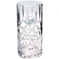 405ml Highball Glass Tumbler Blank Panel 6in