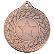 Blade Medal Bronze 2in : New 2020