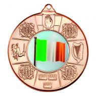Four Provinces Medal Bronze 2in